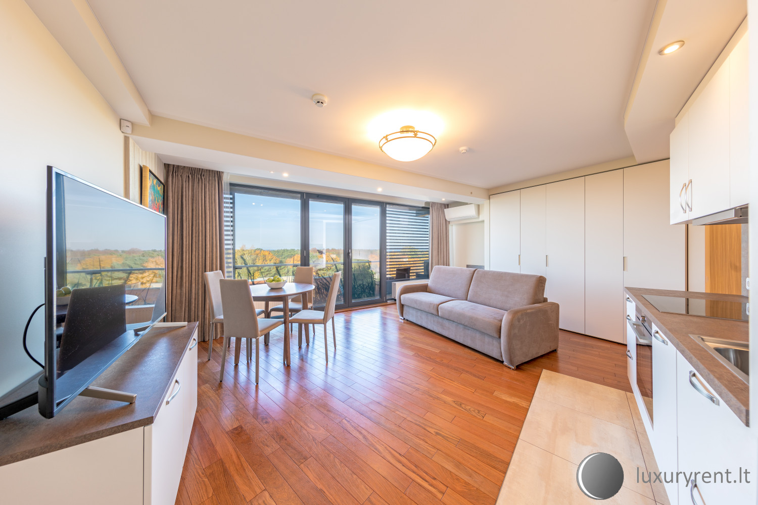 Leo Sea View Apartment 41 m2